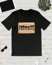 Horizontal Poster God Says You Are Shirt Classic T-Shirt lifestyle-mens-crewneck-front-17