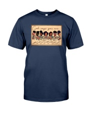 Horizontal Poster God Says You Are Shirt Classic T-Shirt tile