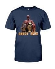 Champion Tyson Fury Shirt Classic T-Shirt tile