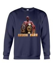 Champion Tyson Fury Shirt Crewneck Sweatshirt thumbnail