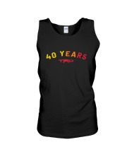 Anniversary 40 Years TRD Shirt Unisex Tank thumbnail
