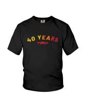 Anniversary 40 Years TRD Shirt Youth T-Shirt thumbnail