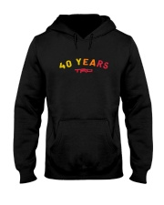 Anniversary 40 Years TRD Shirt Hooded Sweatshirt thumbnail