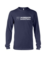Black History Month Razorbacks Basketball Shirt Long Sleeve Tee tile
