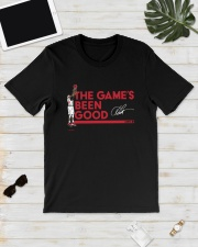 Vince Carter The Games Been Good Shirt Classic T-Shirt lifestyle-mens-crewneck-front-17