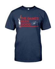 Vince Carter The Games Been Good Shirt Classic T-Shirt tile