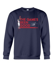 Vince Carter The Games Been Good Shirt Crewneck Sweatshirt thumbnail