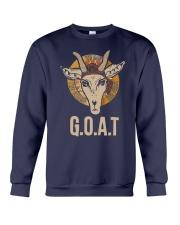 Goat The Name The Champ The First Shirt Crewneck Sweatshirt thumbnail
