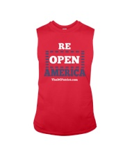Re Open America Shirt Sleeveless Tee thumbnail
