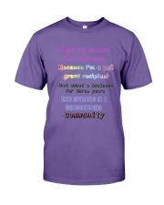 I Got My Student Loan Canceled Recipient Shirt Premium Fit Mens Tee thumbnail