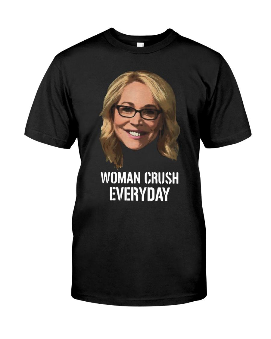 Drake Doris Burke Woman Crush Everyday Shirt Classic T-Shirt