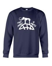 Kawhi Leonard From Man Too Myth Shirt Crewneck Sweatshirt thumbnail