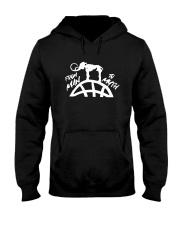 Kawhi Leonard From Man Too Myth Shirt Hooded Sweatshirt thumbnail