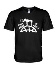 Kawhi Leonard From Man Too Myth Shirt V-Neck T-Shirt thumbnail