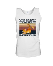 Vintage Cat Worlds Best Farter I Mean Shirt Unisex Tank thumbnail