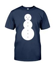 Snowman Shirt Jeezy Classic T-Shirt tile