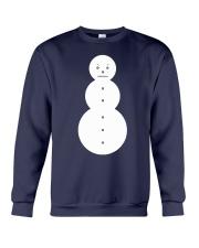 Snowman Shirt Jeezy Crewneck Sweatshirt thumbnail
