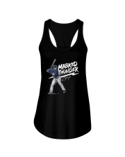 Clint Frazier Masked Thunder Shirt Ladies Flowy Tank thumbnail