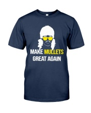 Make Mullets Great Again Shirt Classic T-Shirt tile