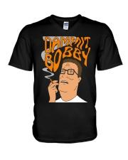 Dammit Bobby Shirt V-Neck T-Shirt thumbnail
