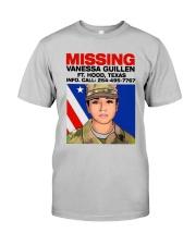 Missing Vanessa Guillen Ft Hood Texas Shirt Classic T-Shirt tile