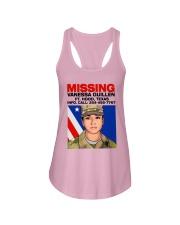 Missing Vanessa Guillen Ft Hood Texas Shirt Ladies Flowy Tank thumbnail