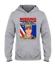 Missing Vanessa Guillen Ft Hood Texas Shirt Hooded Sweatshirt thumbnail