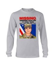 Missing Vanessa Guillen Ft Hood Texas Shirt Long Sleeve Tee thumbnail