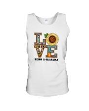 Sunflower Love Being A Grandma Shirt Unisex Tank thumbnail