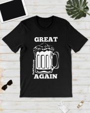 St Patricks' Day Beer Great Again Shirt Classic T-Shirt lifestyle-mens-crewneck-front-17