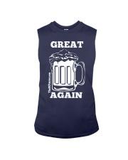 St Patricks' Day Beer Great Again Shirt Sleeveless Tee thumbnail