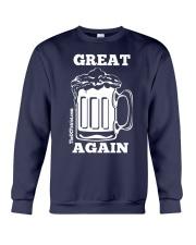 St Patricks' Day Beer Great Again Shirt Crewneck Sweatshirt thumbnail
