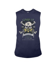 Covid 19 2020 Pandemic In Case Of Emergency Shirt Sleeveless Tee thumbnail
