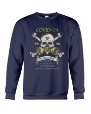 Covid 19 2020 Pandemic In Case Of Emergency Shirt Crewneck Sweatshirt thumbnail