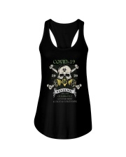 Covid 19 2020 Pandemic In Case Of Emergency Shirt Ladies Flowy Tank thumbnail