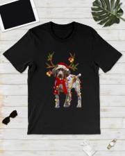 Gsp Reindeer Christmas Light Shirt Classic T-Shirt lifestyle-mens-crewneck-front-17