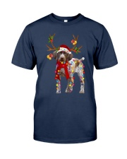 Gsp Reindeer Christmas Light Shirt Classic T-Shirt tile