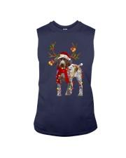 Gsp Reindeer Christmas Light Shirt Sleeveless Tee thumbnail