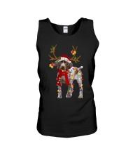 Gsp Reindeer Christmas Light Shirt Unisex Tank thumbnail
