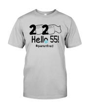 2020 Hello 55 Quarantined Shirt Classic T-Shirt tile