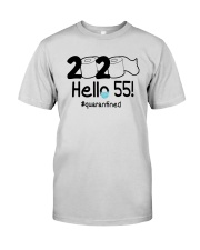 2020 Hello 55 Quarantined Shirt Premium Fit Mens Tee thumbnail