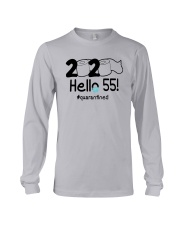 2020 Hello 55 Quarantined Shirt Long Sleeve Tee thumbnail
