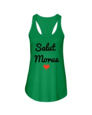 Salut Morue Shirt Ladies Flowy Tank tile