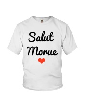 Salut Morue Shirt Youth T-Shirt thumbnail