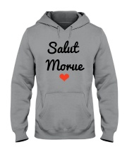 Salut Morue Shirt Hooded Sweatshirt thumbnail