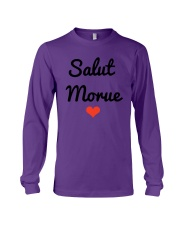 Salut Morue Shirt Long Sleeve Tee thumbnail