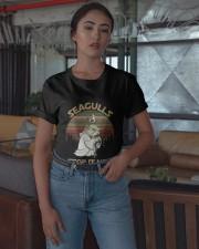 Vintage Seagulls Stop It Now Shirt Classic T-Shirt apparel-classic-tshirt-lifestyle-05