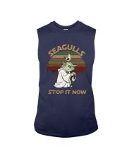 Vintage Seagulls Stop It Now Shirt Sleeveless Tee thumbnail