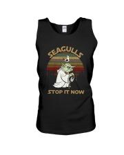 Vintage Seagulls Stop It Now Shirt Unisex Tank thumbnail