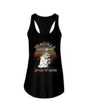 Vintage Seagulls Stop It Now Shirt Ladies Flowy Tank thumbnail